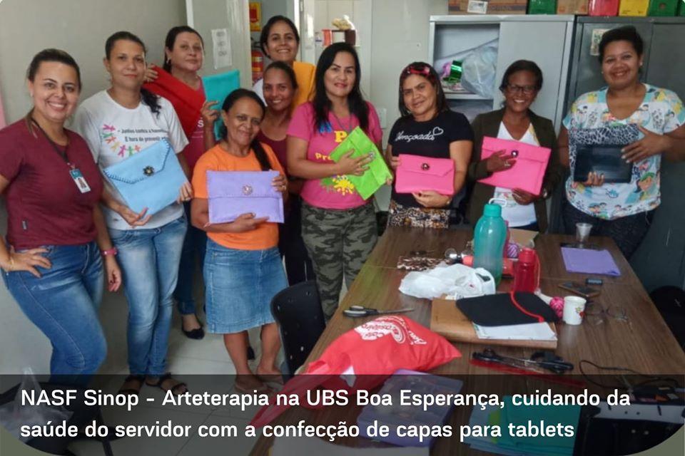 NASF abre projeto – Cuidando de Quem Cuida, em atenção ao servidor da área da Saúde